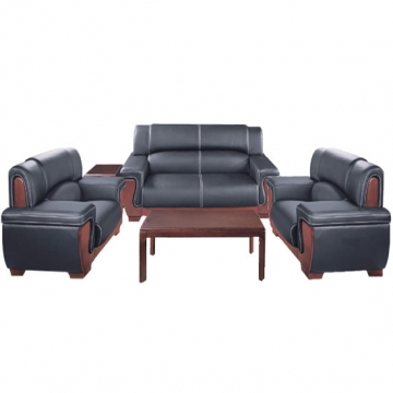 5 seater Office sofa + coffee table + stool VD-LR75