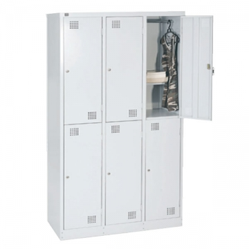 6 set student locker cabinet VD-DR081