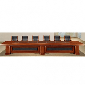 EXECUTIVE MAHOGANY CONFERENCE TABLE