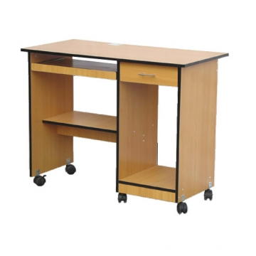 Computer Desk with castor wheels VD-T56