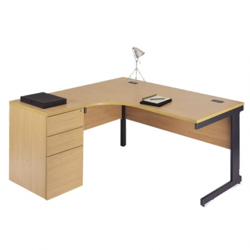 Computer Desk with Inbuilt Cabinet VD-T57