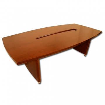 SOFT CURVE RECTANGULAR CONFERENCE TABLE