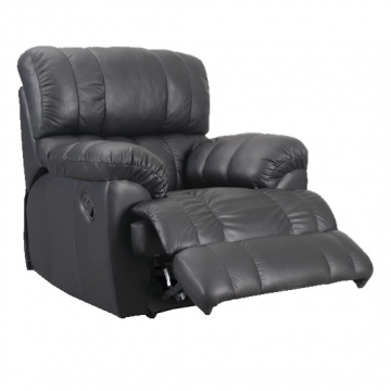 Pure leather lazy-boy recliner VD-SE009