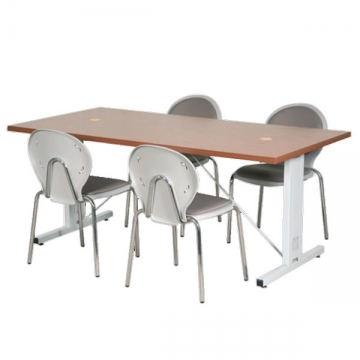Study Table + Chairs VD-CR55
