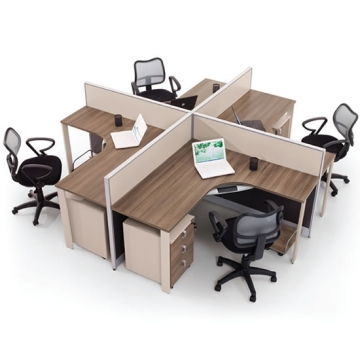 Traditional 4pc workstation VD-WS205