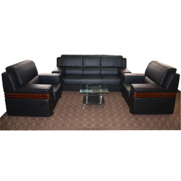 5 SEATER OFFICE LOUNGE SOFA